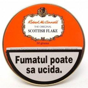 Tutun de pipa Robert McConnell Scottish Flake 50 g