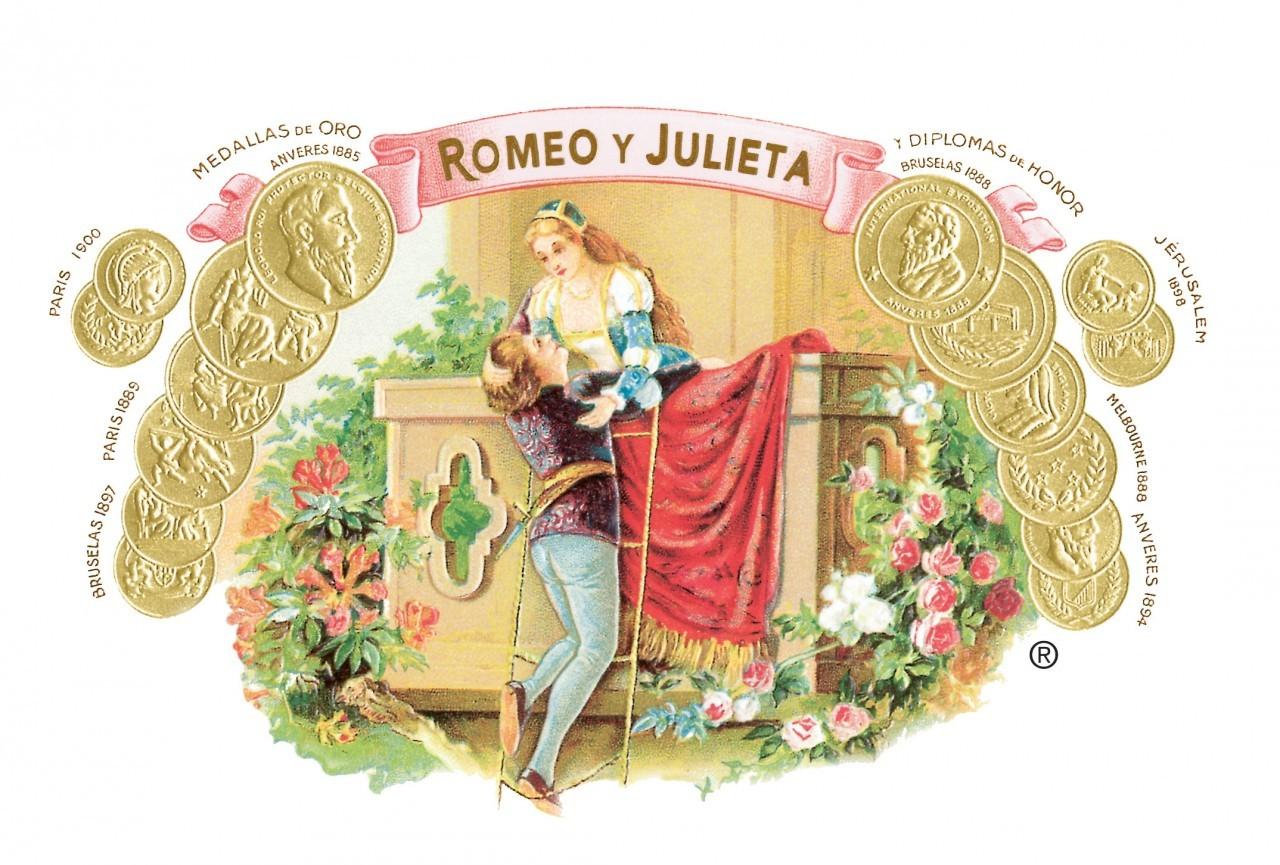 Tigari de foi Romeo Y Julieta